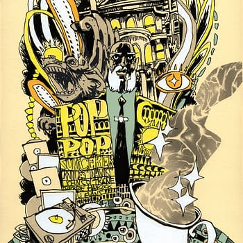 Sorcerers: AMC Adapting Jim Mahfood-Illustrated Novella as Series