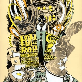 Jim Mahfood Draws Sorcerers For New Publisher, Neotext