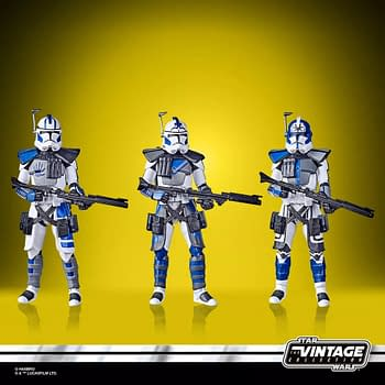 Star Wars Vintage Collection Echo Fives and Jesse Revealed By Hasbro