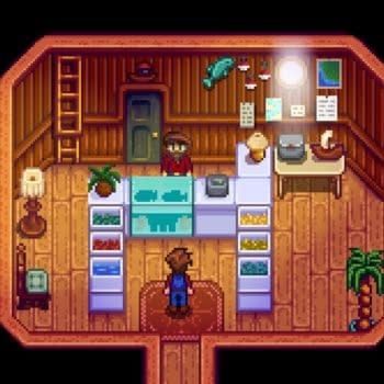 Stardew Valley Just Got Something New In Willy's Fish Shop