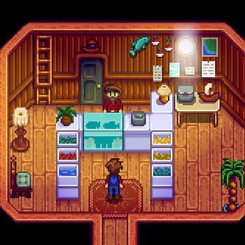 Stardew Valley Just Got Something New In Willys Fish Shop
