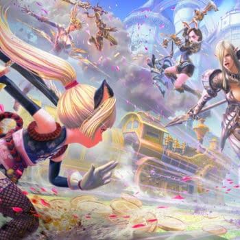 TERA Moves Into MOBA Territory With TERA Battle Arena
