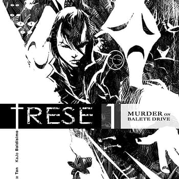 TRESE Comic Debuts in English at Ablaze With a Netflix Anime to Follow