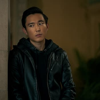 The Umbrella Academy: Justin Min Has Us Feeling a Bit Self-Conscious