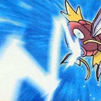Super-Rare Tamamushi University Magikarp Pokémon Card On Auction