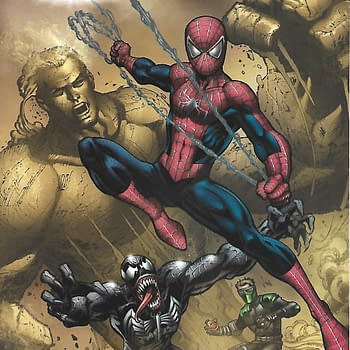 Obscure Comics: Spider-Man 3 The Black With Bendis &#038 Bagley