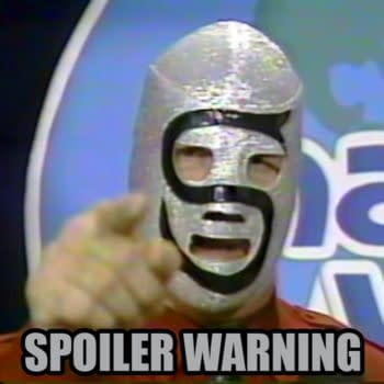 Canadian wrestling legend The Spoiler doesn't want you to find out about what happens if you don't want to.