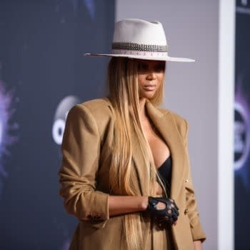 2019 AMERICAN MUSIC AWARDS.® - Hosted by Ciara and broadcasting live from the Microsoft Theater in Los Angeles on Sunday, Nov. 24 at 8:00 p.m. EST, on ABC. (ABC/Image Group LA) TYRA BANKS