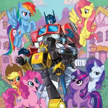 Transformers/Terminator and Transformers/My Little Pony Get 2nd Printings