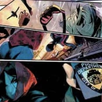 Miles Morales: Spider-Man Vs New York Police in Champions #1 Preview