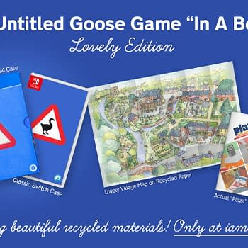 Untitled Goose Game Is Getting A Box Set &#038 Vinyl Soundtrack