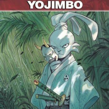 Peach Momoko $10 Usagi Yojimbo SDCC 2020 Cover Sells For $500 on eBay
