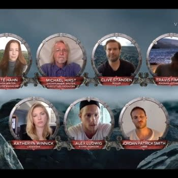 Vikings Look at the Final Season with the Lothbroks - SDCC