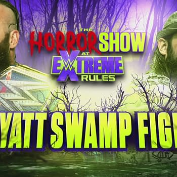 Bray Wyatt Enters the Swamp But The Fiend Exits: WWE Extreme Rules