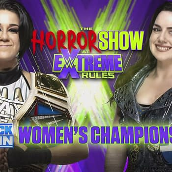 WWE The Horror Show at Extreme Rules: Bayley vs Nikki Cross