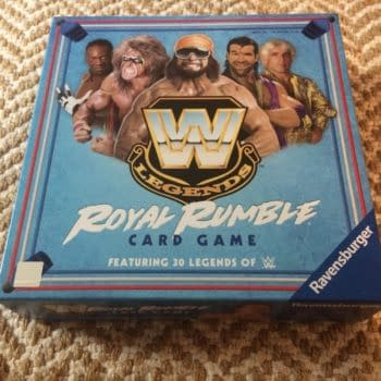 Review: WWE Legends Royal Rumble Card Game Needs Expansion Set