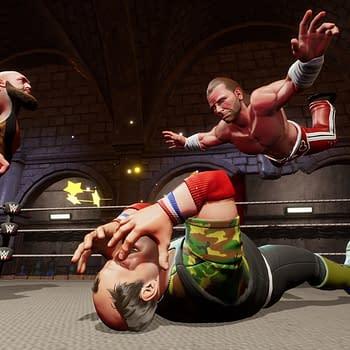 WWE 2K Battlegrounds Will Be Released In Mid-September 2020