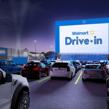 Walmart Drive-Ins Will Show Up Around US Soon In Their Parking Lots