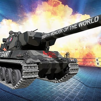 World Of Tanks Console Season One With A WWE-Themed Event