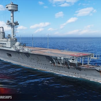 German Aircraft Carriers Arrive In World Of Warships' Next Update