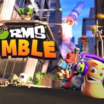 Team17 Reveals New Details About Worms Rumble