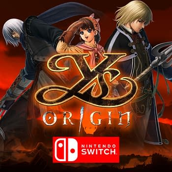 Dotemu Is Releasing Ys Origin Collectors Edition On Nintendo Switch