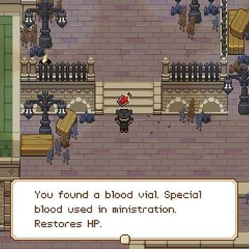 Someone Made A Zelda-Version Of Bloodborne Called Yarntown