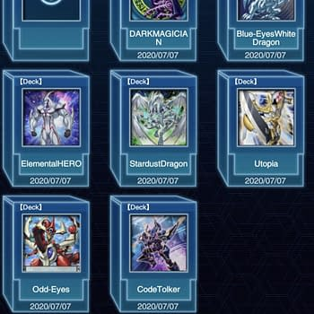 Konami Releases Yu-Gi-Oh! NEURON For Mobile Devices