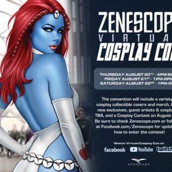 Zenescope Virtual Cosplay Con