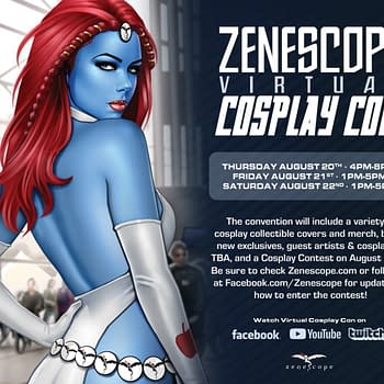 Cosplay Goes Grimm With Zenescope Virtual Cosplay Con This August