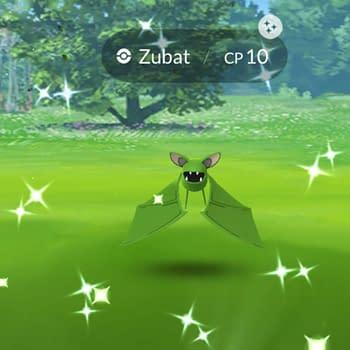 Zubat Spotlight Hour Offers A Chance At Shiny Zubat In Pokémon GO