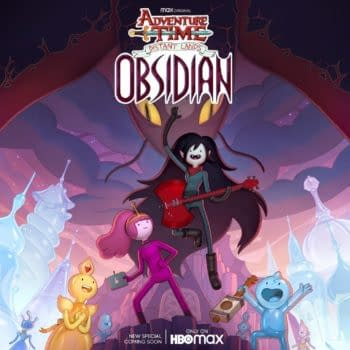 """Adventure Time: Distant Lands presents """"Obsidian"""" (Image: HBO Max)"""