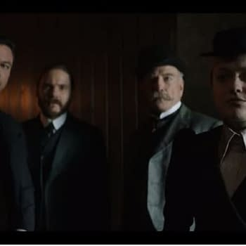 The Alienist: Angel of Darkness Preview: A Turn of the Century Horror