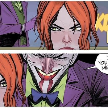 The Killing Joke Is Back In Full DC Continuity (Batgirl #47 Spoilers)