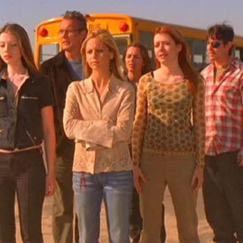 Buffy the Vampire Slayer (Image: WarnerMedia)