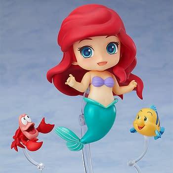 Disney The Little Mermaid Returns to Good Smile Company
