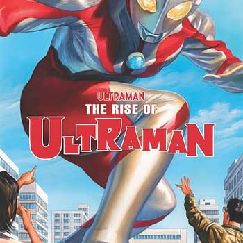 Kyle Higgins and Mat Groom Talk Ultraman Revival at Marvel
