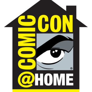 Wednesday Programming For San Diego Comic-Con@Home Is Up