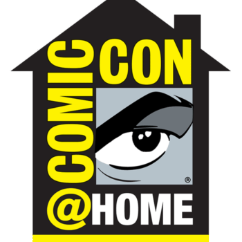 Saturday Programming For San Diego Comic-Con@Home Is Here