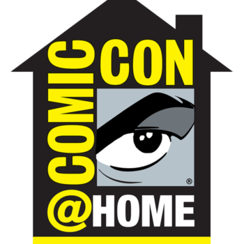 Sunday Programming For San Diego Comic-Con@Home Is Here