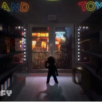 Here's a teaser look at Chucky (Image SYFY/USA Network)