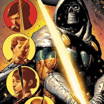 Taskmaster #1 Returns in November