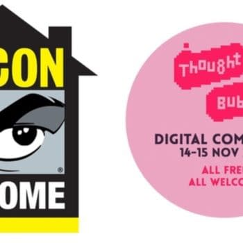 Thought Bubble and San Diego Comic-Con Together For Comic-Con@Home