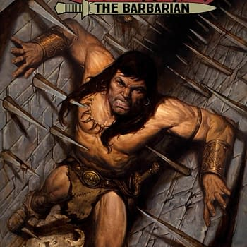 Marvel Comics Reschedules Conan The Barbarian For October Too