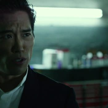 Peter Shinkoda (Nobu Yoshioka) in Daredevil (Image: Netflix)