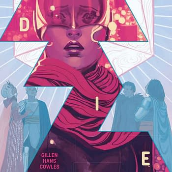 Die #12 Review: Ill-Considered Last Page Reveal