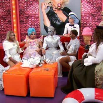 A look at RuPaul's Drag Race season 12 (Image: VH1).