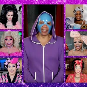 A look at RuPaul's Drag Race season 12 finale (Image: VH1).
