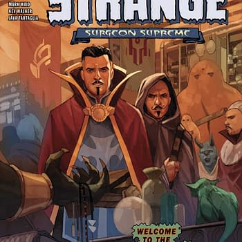 Dr. Strange #5 Review: Quite A Packed Dance Card