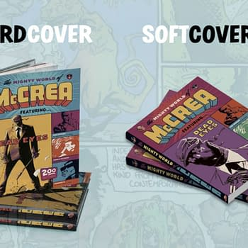 John McCrea Launches Kickstarter with Garth Ennis Gerry Duggan More